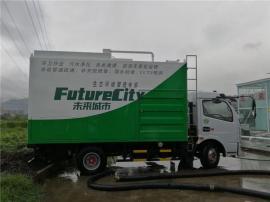 多功能环保化粪池清理车