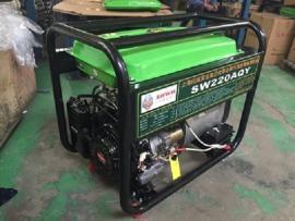 小型发电电焊机发电两用电焊机
