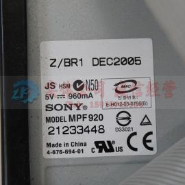 全新MPF920索尼软驱