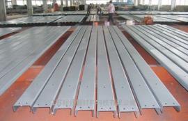 常熟钢结构有彩钢CZ型钢卖