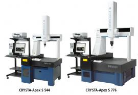 日本Mitutoyo三丰标准CNC三坐标测量机CRYSTA-Apex S544