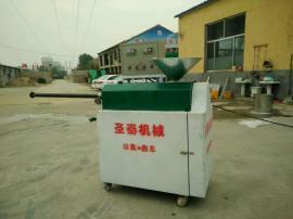 红薯粉条机设备 小型自熟全封闭粉条机
