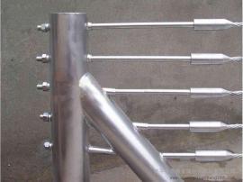 绳索防护栏 公路绳索防护栏 缆索防撞栏
