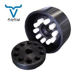 HLL带制动轮弹性柱销联轴器 牛特传动 可定做多种规格型号