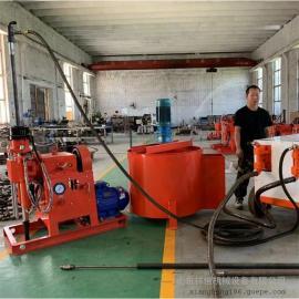 工程用ZLJ-350钻注一体机 钻机1小时打多少米 隧道快速加固钻机