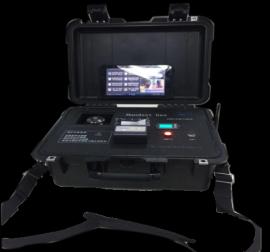 新款便携式机动车排气分析仪 Handset Gas 2000