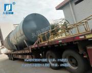 30立方盐酸储罐 化工钢衬塑储罐 高强度盐酸储罐材质