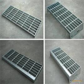 热镀锌井盖板 钢格栅水沟盖板 格栅围栏 平台楼梯踏步板