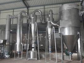 硫酸盐专用闪蒸干燥机 快速旋转闪蒸干燥设备