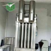 工业油烟废气处理设备,厂家直销湿式高压静电除烟设备
