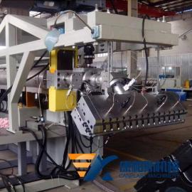 PP,PE,HIPS,PET片材生产线 塑料片材生产线