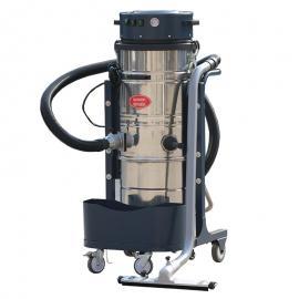德克威诺DK3610大功率上下桶吸尘器金属加工厂用吸粉末铁渣木屑