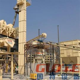 立式制砂机 国特设备高纯度高产量立式制砂机