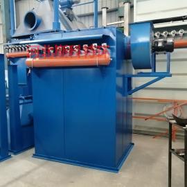 单机除尘器 DMC64、90、200处理粉尘回收物料