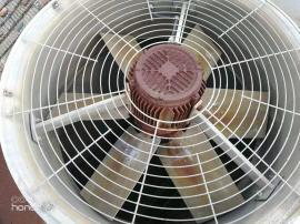 DLZF型低噪音冷却专用风机