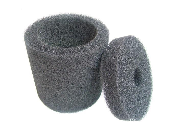 爆破海绵 过滤海绵 空压机过滤棉定制 空气过滤棉成型