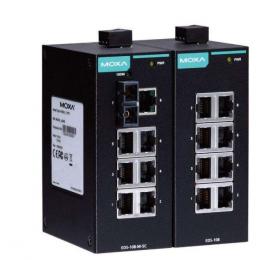 摩莎串口服务器 (工业以太网)EDS-408A-SS-SC