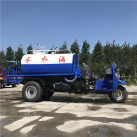 柴油三轮洒水车 抑尘降温喷洒车 洒水车制造商