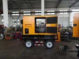 500A静音柴油发电电焊机大功率发电电焊两用机