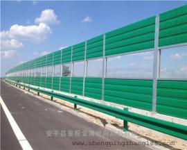 交通弧形道路�屏障 公路噪�治理隔音屏障