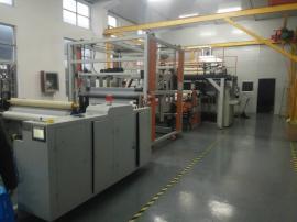金韦尔TPU淋膜复合生产线