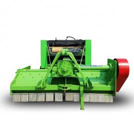 圣泰 秸秆粉碎打捆机 自动捡拾打包机 9YY-0.7
