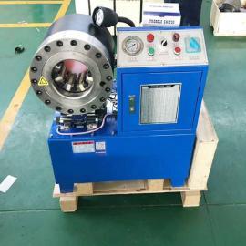 钢管收口机 液压缩口机 钢管扣压机