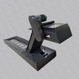卧式车床加工中心链板式排屑机