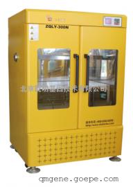 知楚立式大容量全温振荡培�B箱ZQLY-300N