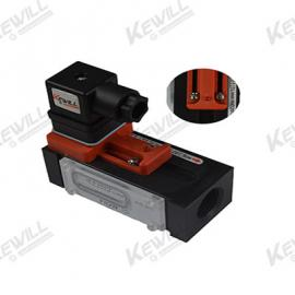 KEWILL液�w�p螺栓可�柱塞式流量�_�PFP57系列