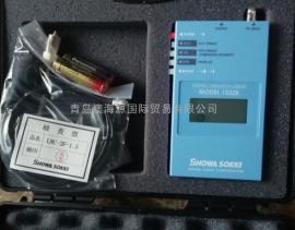MODEL-1332B-01L振动计日本SHOWA昭和测器
