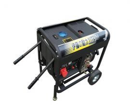 单三相同功率6KW柴油发电机