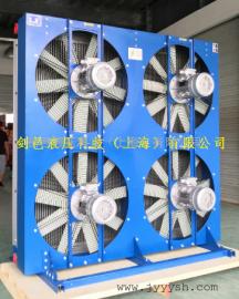 剑邑牌ELB系列永磁电机滚筒冷却散热系统 发电机冷却系统散热器