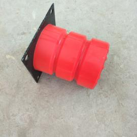 起重机缓冲器 JHQ-C型聚氨酯缓冲器 防震性能强