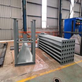 2吨生物质锅炉除尘器配套降温冷却器阻火器