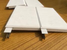 岩棉玻纤吸音板暗插尺寸可以定做