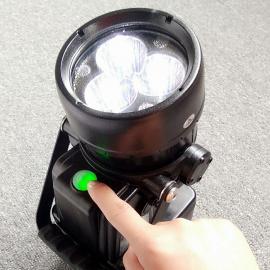 防爆应急灯BW6610A手提灯夜间LED光源铝合金材质