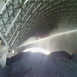 储煤场车间降尘造雾水喷雾降尘设备