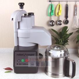 法国ROBOT-COUPE 乐巴托 R301 Ultra 商用切菜机 食物粉碎搅拌机