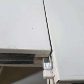 手工板复合彩钢板玻镁岩棉厂房净化板手工净化板