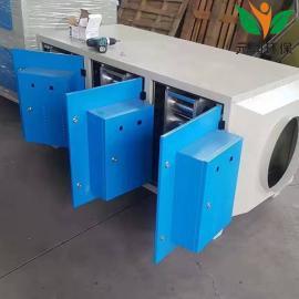 高压低温等离子油烟废气净化器 印刷油烟异味处理器