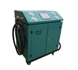 制冷设备生产线专用快速注氟机