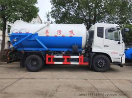 常用5吨8吨沼液运输车,8吨10吨沼液抽渣车(吸污罐抽渣车)