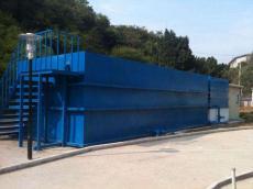 小区居民一体化污水处理设备工程方案