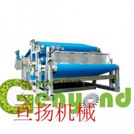 亘扬机械大型带式榨汁机