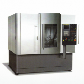 日本哈迈CNC卧式精密滚齿机N60