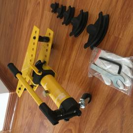 不锈钢手动液压折弯机 小型钢管弯管机 圆管液压弯管机