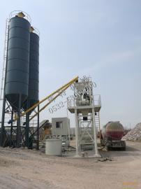 HZS50混凝土��拌站 自行研�l控制�件�x特�C械