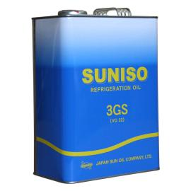SUNISO/太�3GS制冷�嚎s�C用冷�鲇�4L�b新包�b��滑油