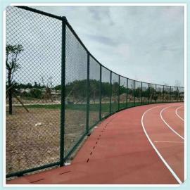 晟护大量生产球场围栏网 体育护栏网 学校用体育护栏网